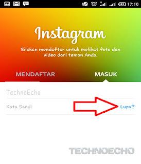 cara membuka instagram yang lupa password dan email Cara Mengembalikan Akun Instagram Yang Lupa Password Dan Email