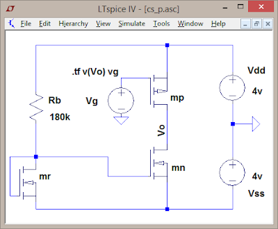 Exploring MOSFET Common-Source Gain Stages with LTspice and