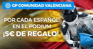 Paston promo MotoGP GP Comunidad Valenciana 17-11-2019