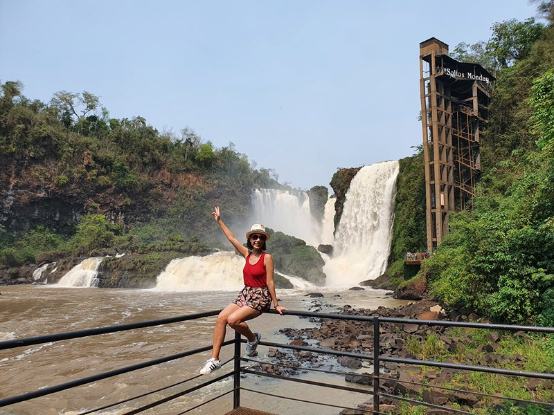 Parque Aventura Monday Paraguai