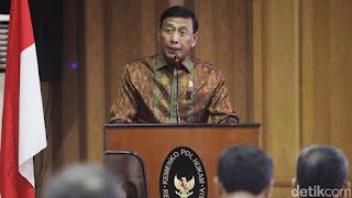 Aksi 2 Desember Pindah ke Monas, Wiranto: Jangan Sampai Demo Resahkan Warga