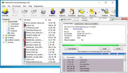 IDM 6.29 Build 1 Crack + (Serial Key) Download
