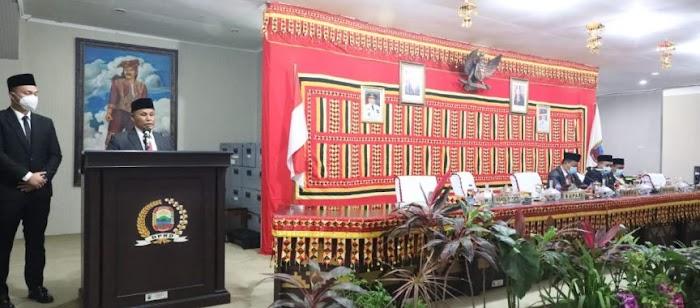 Paripurna DPRD Lamsel, Nanang: Tak Ada Lagi 1, 2 dan 3
