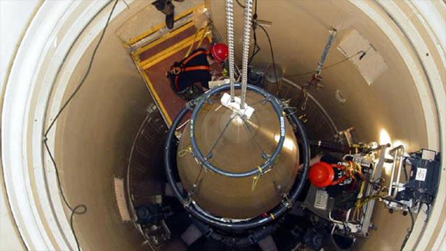 China advierte sobre programa de pruebas nucleares de EEUU