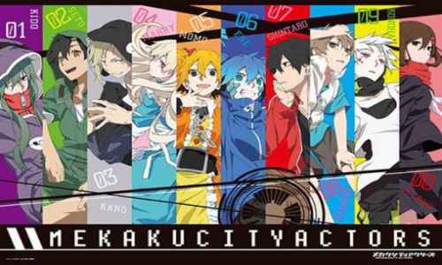Mekakucity Actors English Sub