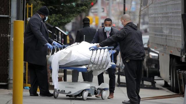 Muere en EEUU una enfermera que le negaron prueba de la COVID-19