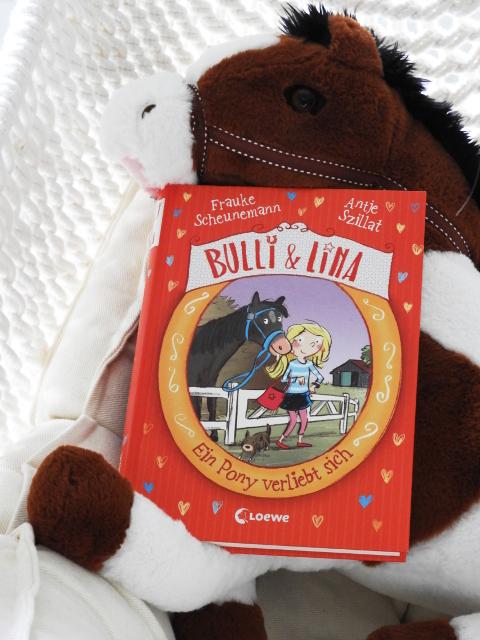 Fantasie Und Träumerei Rezension Bulli Lina 01 Ein Pony