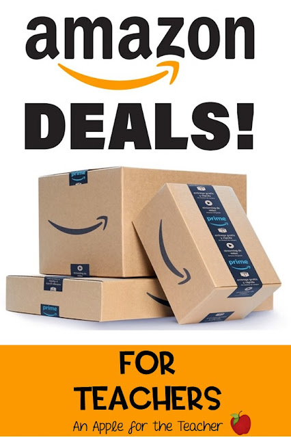 Amazon Deals for Teachers