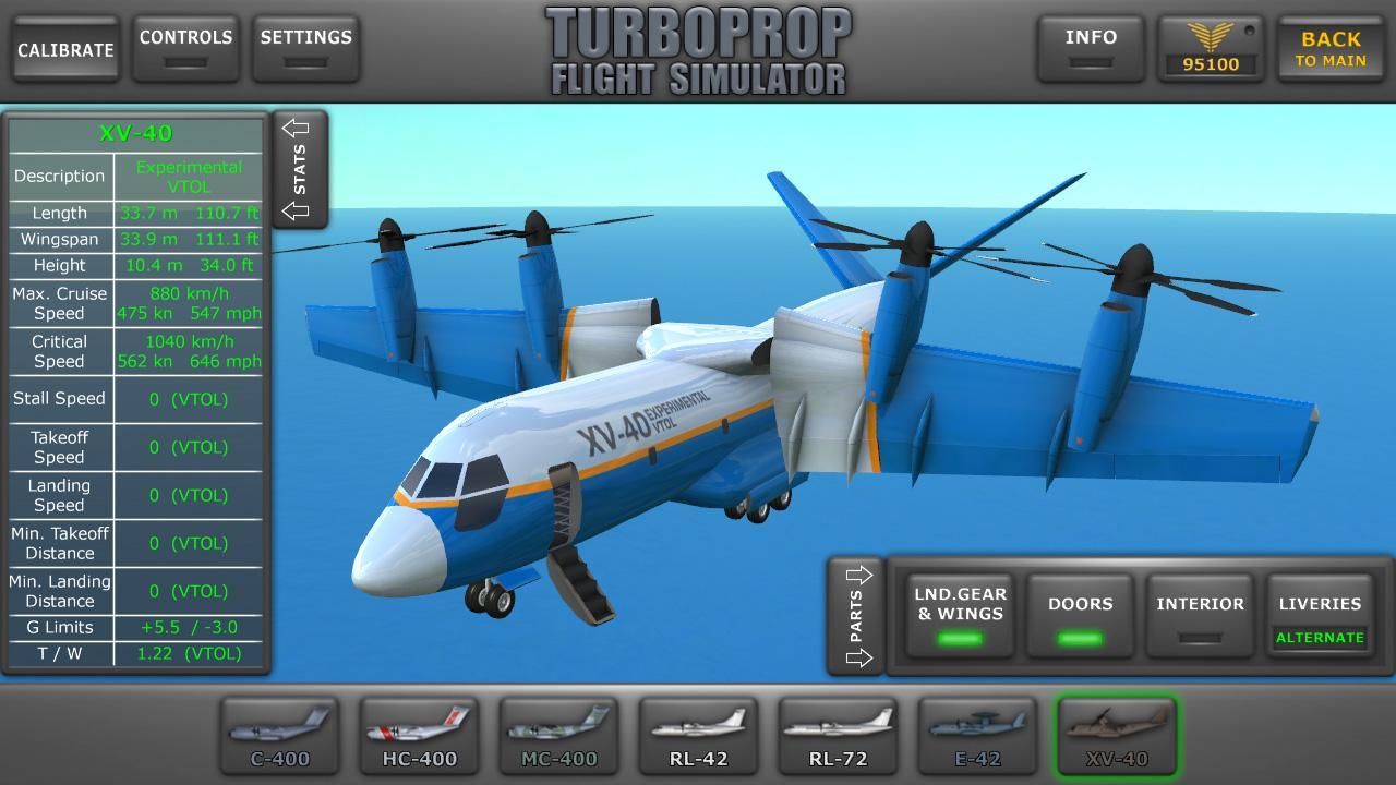 Game Pesawat Terbaik di Android Turboprop Flight Simulator 3D
