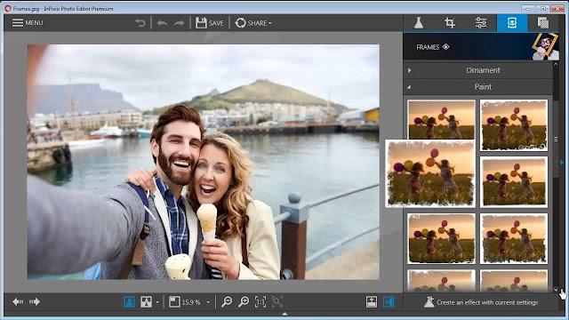 InPixio Photo Cutter 9.0.7 Cr@ck - Phần mềm xóa phông ảnh tuyệt vời