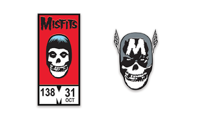San Diego Comic-Con 2019 Exclusive Misfits Comic Book Apparel Collection by Yesterdays