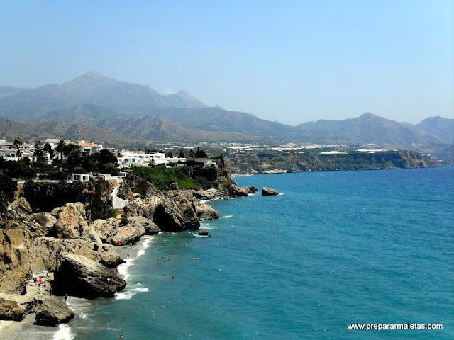 qué ver en Nerja, Costa de Málaga España