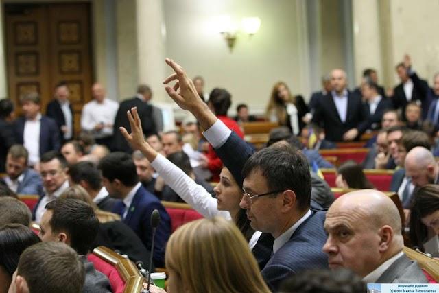 Порядок денний Ради: Місцеві вибори, ліквідація районів та зміни до регламенту