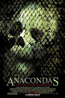 Sinopsis Film Anacondas: The Hunt for the Blood Orchid (2004)