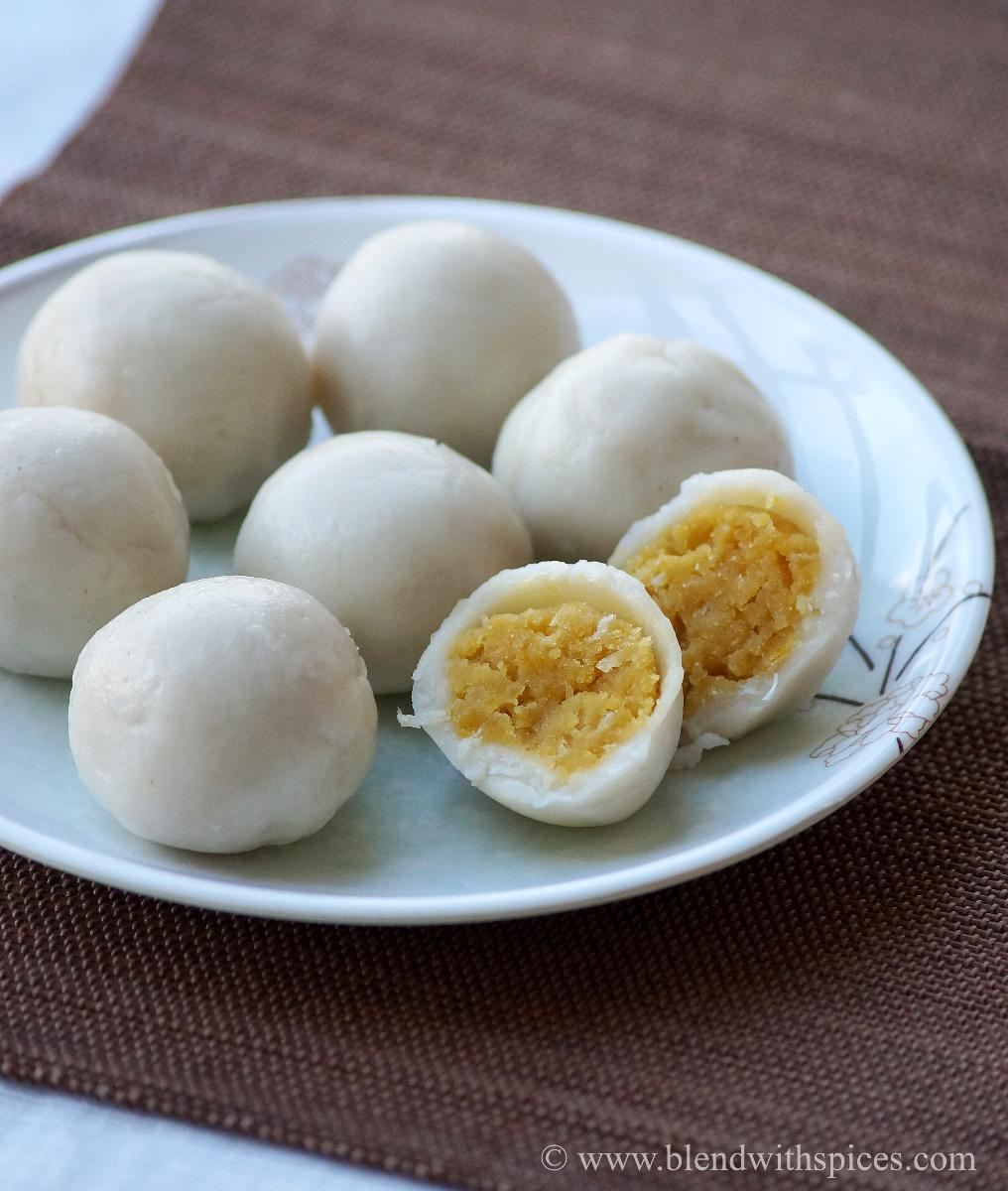 how to make poornam kudumulu for ganesh chaturthi, blendwithspices.com