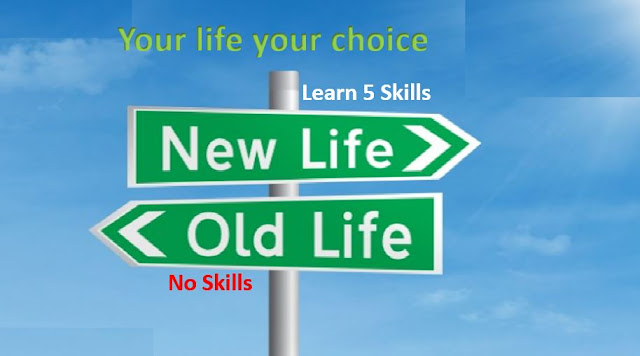The 5 life changing skills for you
