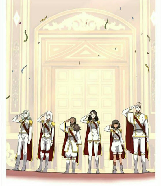 Spoiler Manhwa The Beginning After The End Bahasa Indonesia Chapter 83