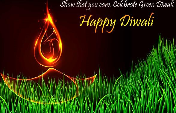 Happy diwali slogan