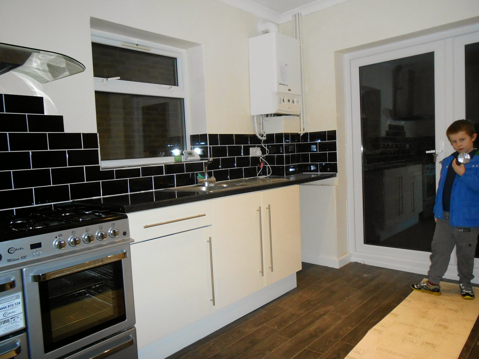 buy to let house investment refurbished terraced house