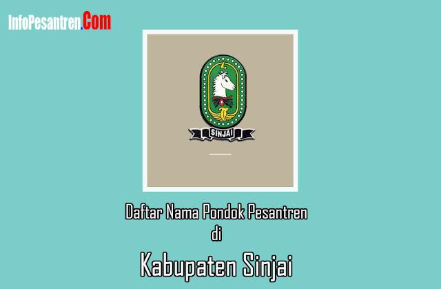 Pesantren di Kabupaten Sinjai