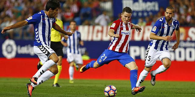 Prediksi Atletico Madrid vs Deportivo Alaves 22 Maret 2021