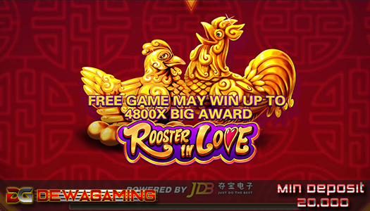 Situs Fafaslot88 Rooster In Love