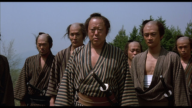 Las mejores películas de samurais