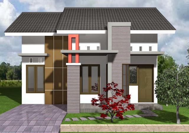 Desain Rumah Sederhana Tapi Menawan
