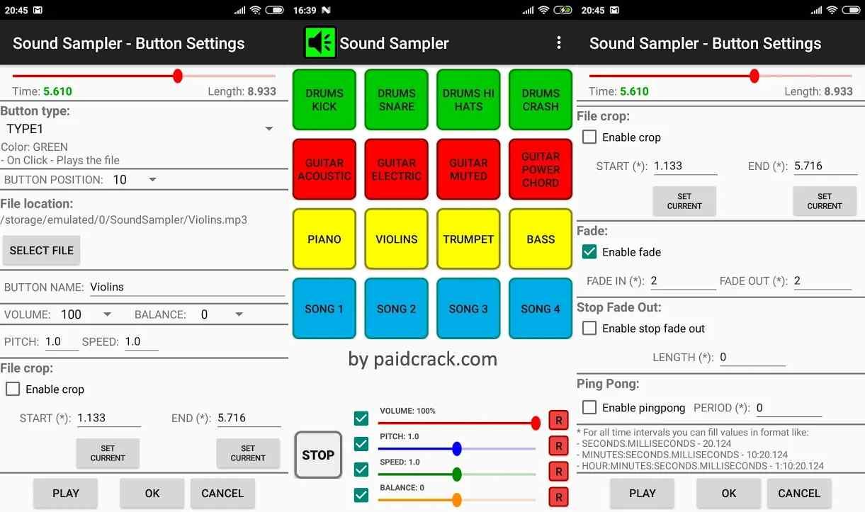 Sound Sampler Mod Apk 7.4 [Paid]