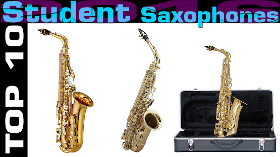 Top 10 Review Products-Top 10 Student Saxophones 2016