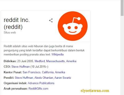 reddit tempat inspirasi tulisan blog