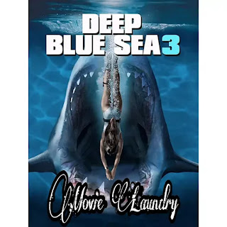 Deep Blue Sea 3 (2020) movie review.