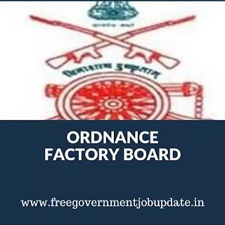 OFB(Ordnance Factory Board)