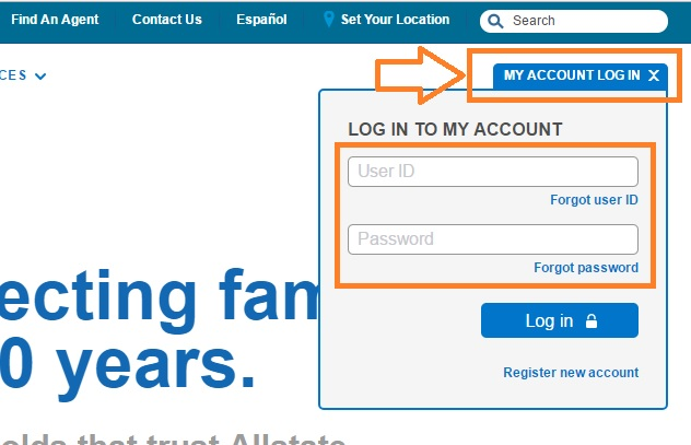 Allstate Insurance Login In  | How to Login Allstate Insurance - Allstate Insurance Info