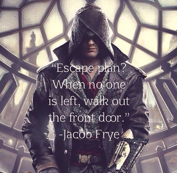 Assassin's Creed Inspiring Quotes
