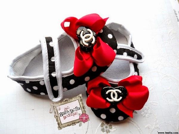 Jolie Chaussures bébé fille