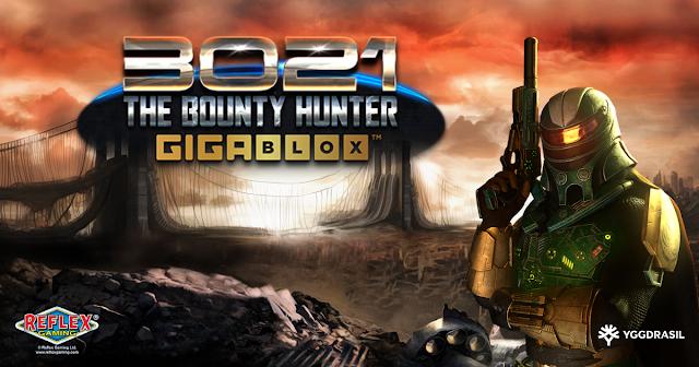 3021 Bounty Hunter - Reflex Gaming