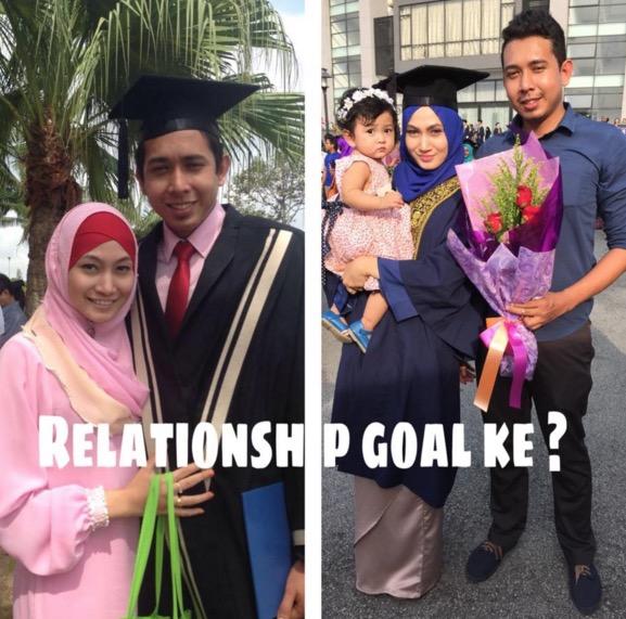 Kisah Pasangan Kahwin Muda Hingga Capai 'Relationship Goal'