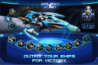 Games Galaxy Fleet: Alliance War App