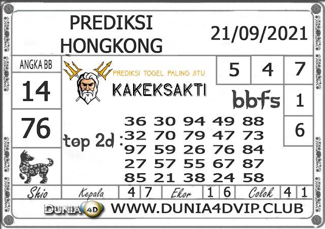 Prediksi Togel HONGKONG DUNIA4D 21 SEPTEMBER 2021