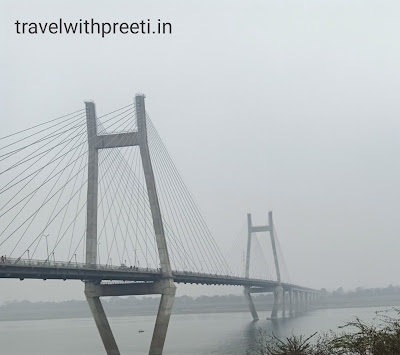 New Yamuna Bridge Allahabad - न्यू यमुना ब्रिज इलाहाबाद या नैनी ब्रिज इलाहाबाद