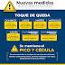 REGINALES / EXPIDEN  MEDIDAS EN MEDIO DE LA PANDEMIA