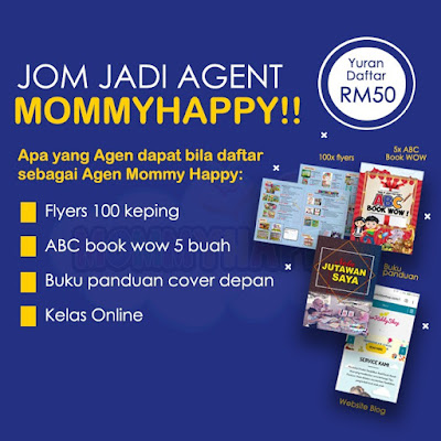 Jana side income bersama MOMMY HAPPY