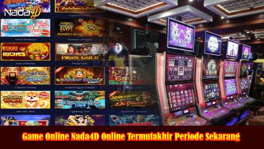 Game Online Nada4D Online Termutakhir Periode Sekarang