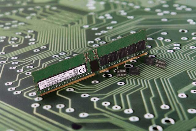 RAM Random Access Memory DDR5 Besutan SK Hynix