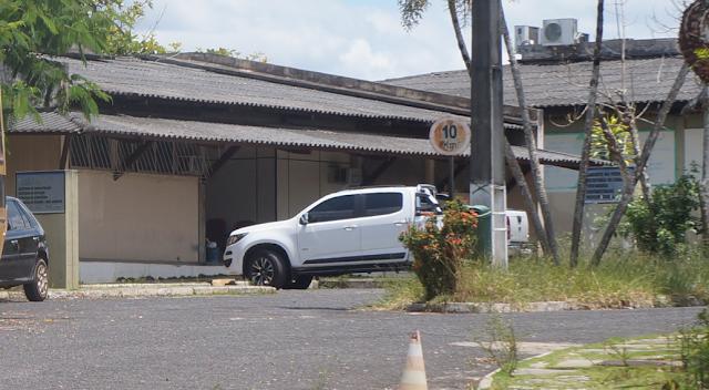Entre Rios-Ba: Sede própria da prefeitura se encontra em situação de abandono