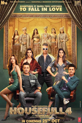 Housefull 4 Download Full Movie In HD TamilRockers,ShastaMovie