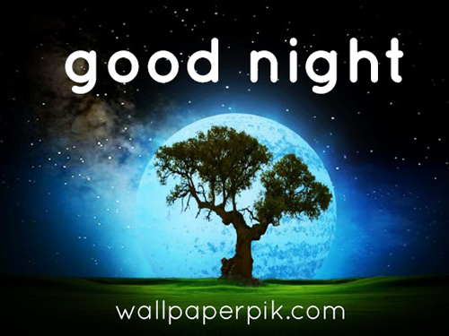 good night image night wish