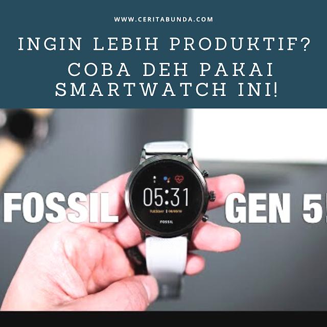 Fossil gen 5