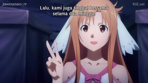 Nonton Streaming Sword Art Online: Alicization – War of Underworld Episode 10 Subtitle Indonesia
